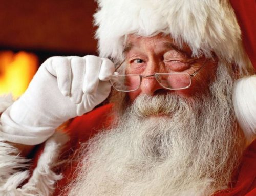 Jingle Stress: Stay Stress Free Like Santa This Christmas!